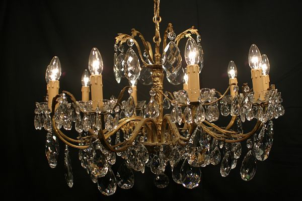 Chandelier Italian: ... italian antique chandelier 1d ...,Lighting