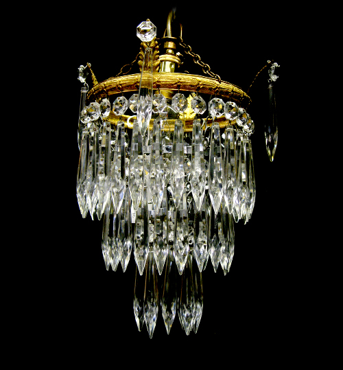 antique chandelier ref6