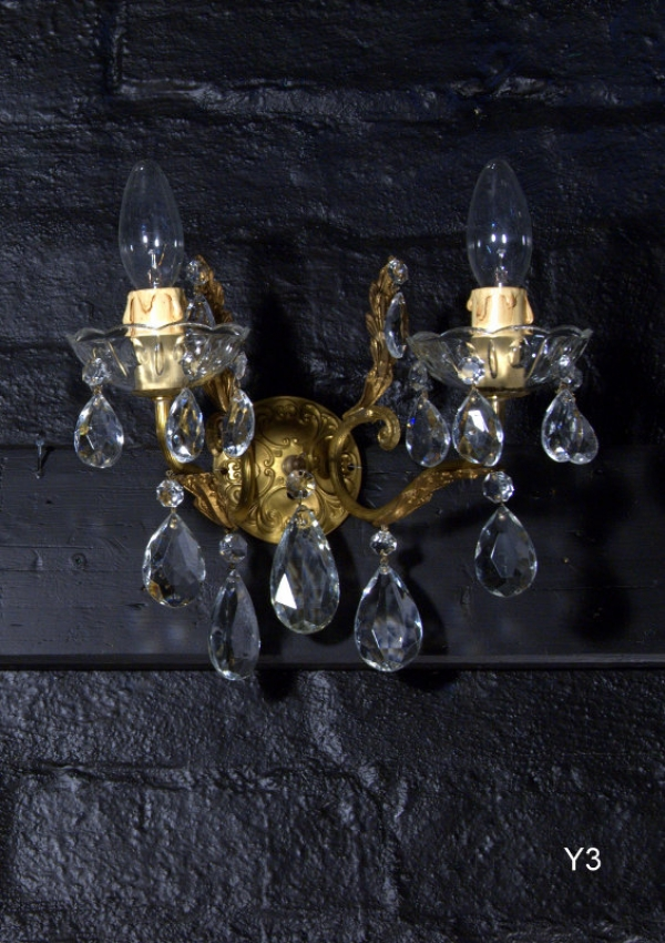 Italian Antique Wall Light AC29