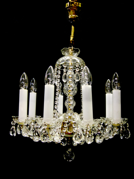 antique chandelier ref10