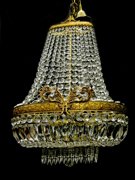 antique chandelier ref12
