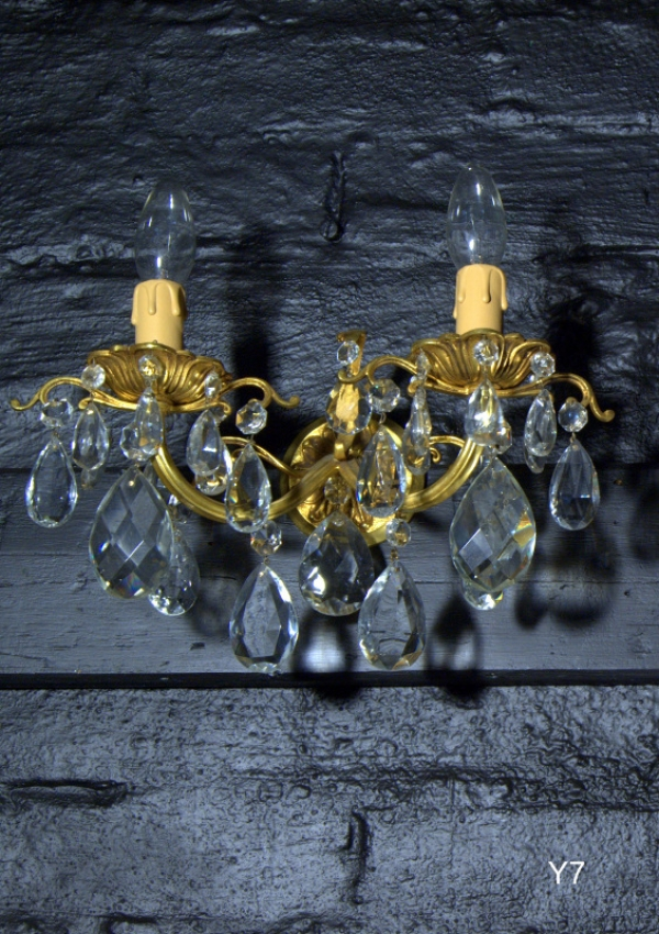 Italian Antique Wall Light AC33